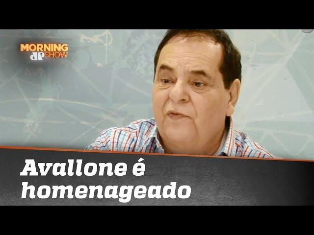 Mundo esportivo presta homenagem a Roberto Avallone. No pique!