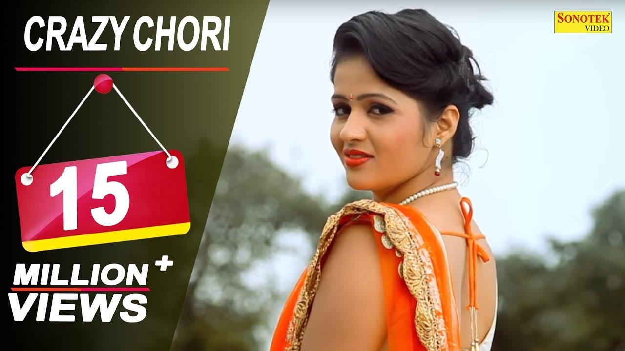 Crazy Chori || Uttar Kumar || Kavita Joshi || New Haryanvi New Song ||  Officical Video