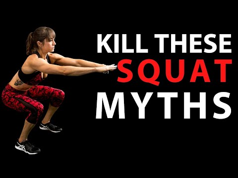 Fix Your Squat - 3 Squat Myths That Need To Die