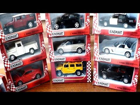 Thumbnail: A lot of Cars Toys for Kids. Cars Cartoon - Car For Kids. Unboxing model cars