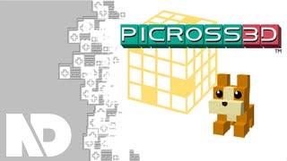 [eShop EU] Picross 3D (DS VC) – First Look