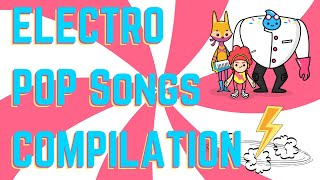 ELECTRO POP SONGS Music Playlist Compilation 2019 Mix | Sweet, Cute, Upbeat EDM