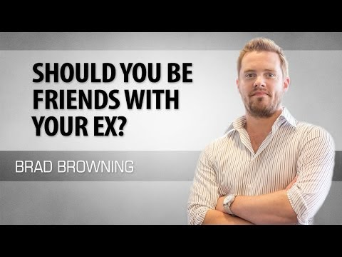 Why you should not remain friends with your ex