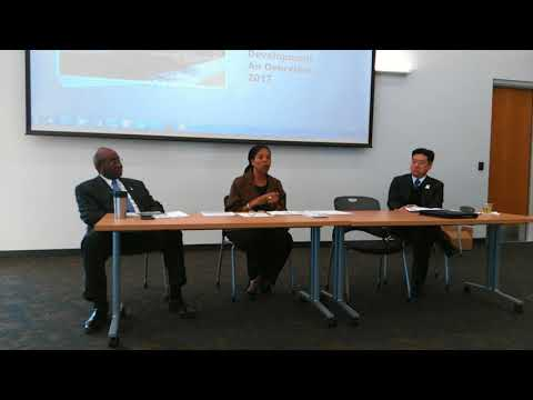Black Leadership Program - Discussion on Community Economic Development in Dayton, OH