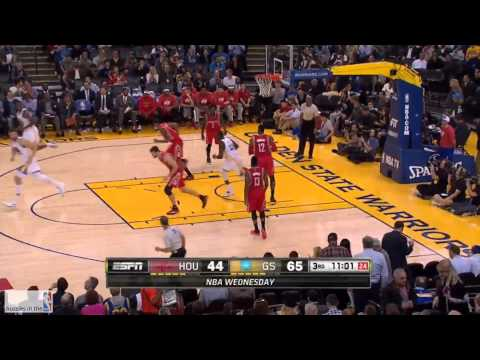 Andrew Bogut dominates Dwight Howard | Full Highlights | 21 01 2015 | GSW vs Rockets