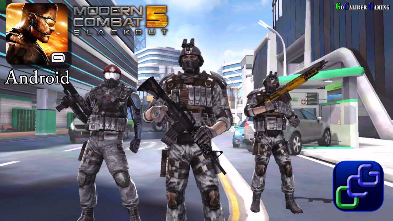 Modern Combat 5: Blackout - Android - Multiplayer.it