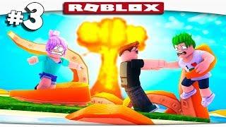 НОВОЕ ВЫЖИВАНИЕ НА ОСТРОВЕ СМЕРТИ!! - Roblox #3