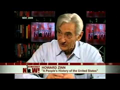 """Be Honest About the History of Our Country"": Remembering the Historian Howard Zinn at 90"