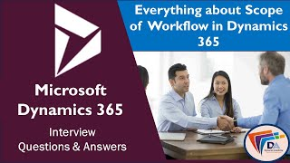 Microsoft Dynamics CRM / 365 Interview Questions and answers Dyanmix academy