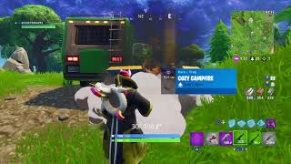Fortnite supply drop surprise attack