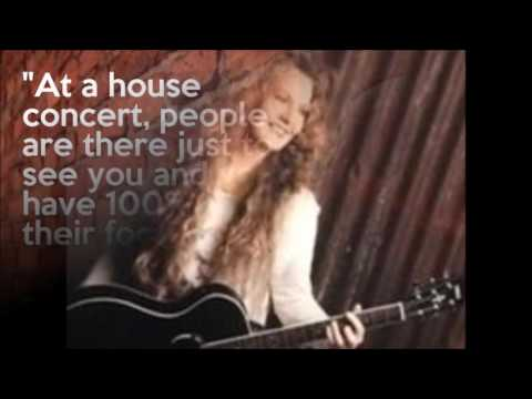 FEM56 Booking House Concerts, Publishing & Music Industry Know-How with Lisa J Aston