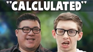 This Is What We Call CALCULATED... | Funny LoL Series #44 (ft.Bjergsen, Scarra, Imaqtpie, Krepo..)