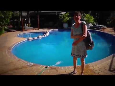 Urlaub Seychellen - La Digue : Hotel Chateau St Cloud und Umgebung