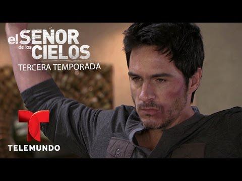 El Señor de los Cielos 3 | Detrás de cámaras: La DEA atrapa al Chema Venegas | Telemundo