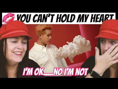 MONSTA X You Can't Hold My Heart REACTION
