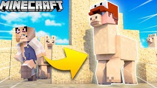 LAMA TROLL?! - ZABAWA W CHOWANEGO W MINECRAFT (Hide and Seek) | Vito vs Bella