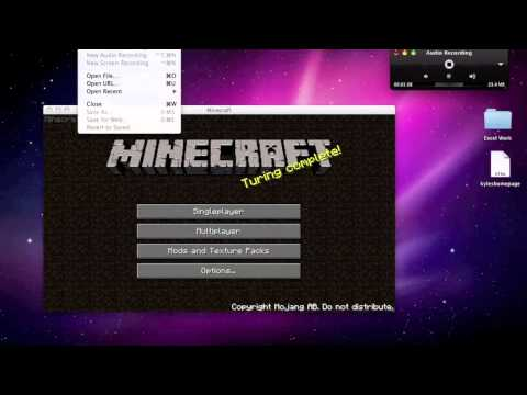 how to get minecraft on apple computer