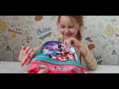 Обзор Рюкзак детский Yes K-21 Enchantimals для девочек (556446) из Rozetka.com.ua