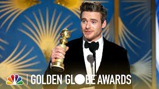 Richard Madden Wins Best Actor in a TV Series, Drama - 2019 Golden Globes (Highlight)