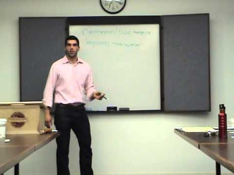 Toastmasters - How to Create An Online Business