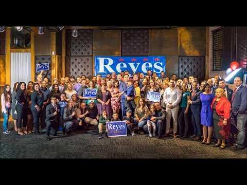 Candidate Robert Reyes vs. Rep. Lisa Hernandez 24th District of Illinois