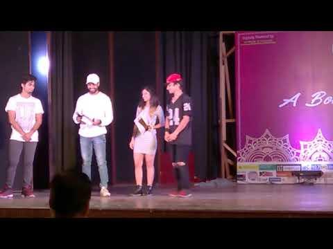 IIT Delhi - Rendezvous 2017 Solo dance prize winners