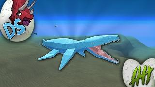 AQUATIC DINOS - Ep. 5: Dinosaur Simulator | Roblox