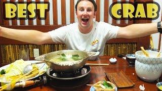 Best Crab Hokkaido Japan - Sapporo KANIHONKE