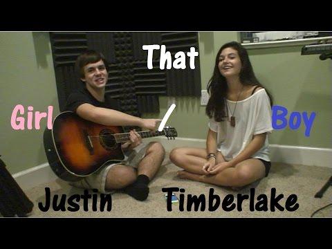 That Girl/Boy - Justin Timberlake Cover