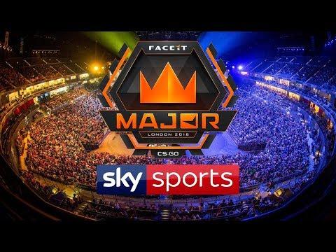 LIVE: FACEIT MAJOR LONDON 2018 -  CS:GO | GRAND FINAL | DAY 4