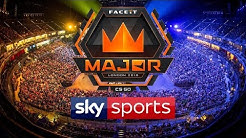 LIVE: FACEIT MAJOR LONDON 2018 -  CS:GO | GRAND FINAL | DAY 4