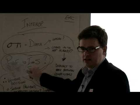 How to Avoid Vendor Lock-In - Elliott Young @ EMC - Breakout Session Round 1