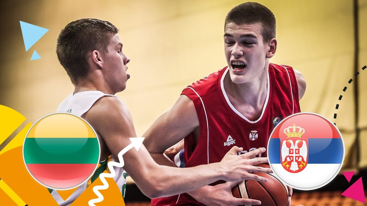 Re-watch Lithuania v Serbia