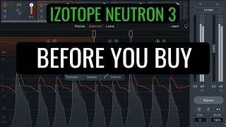 Izotope Neutron 3 - Quick Look Before You Buy