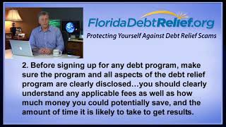 Protecting Yourself Against Debt Scams