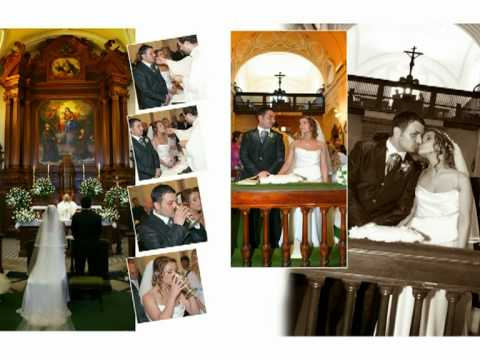 album matrimonio portico
