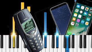 How to play your favourite ringtones (from nokia, iphone and android cell phones) on piano! check out the full piano tutorial for all our we...