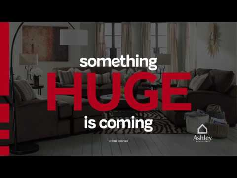 Secret Sale   Ashley Furniture Homestore   Rogers, AR   YouTube