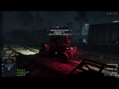 Bf4 a real Marine in war
