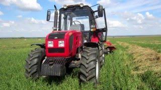 МТЗ 1220.3 Беларус – обзор трактора