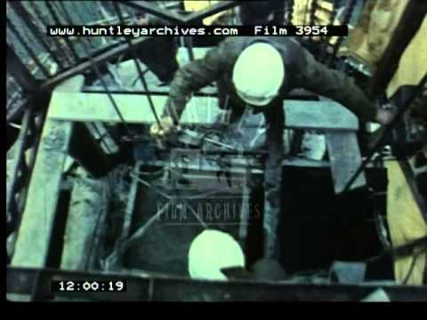 Television Masts, 1970's - Film 3954