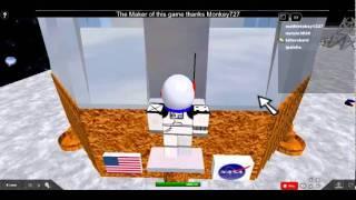 Me at: 2020 NASA moon base part 1 roblox