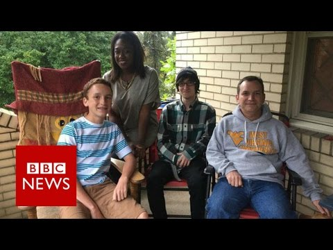 US election 2016: Meet the kids supporting Donald Trump (Newsround) - BBC News