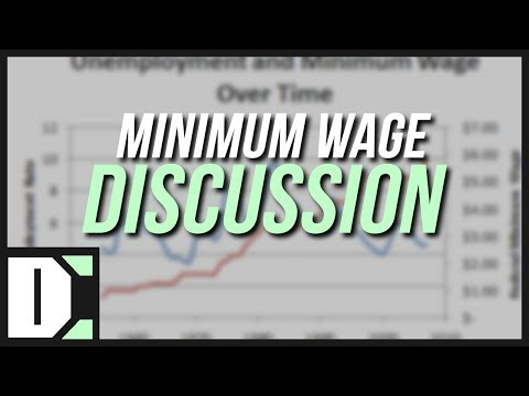 A $15 Minimum Wage Would Be Disastrous - Destiny Debates
