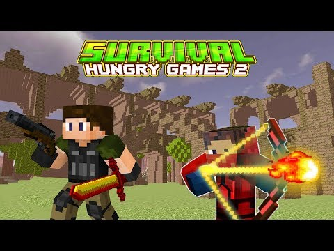 the-survival-hungry-games-2---(android,-ios-gameplay)