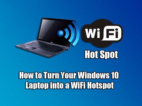 Way 2. Use Command Line to Create Windows 10 WiFi Hotspot