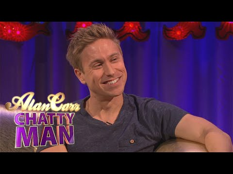 Russell Howard's Beef With The Daily Mail - Alan Carr: Chatty Man