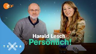 7 persönliche Fragen an Harald! | Harald Lesch | Jasmina Neudecker