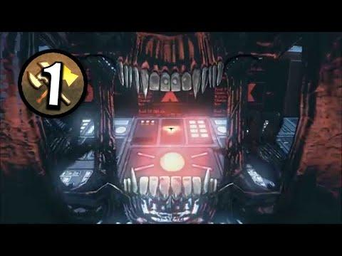 Alien Vs Predator (2010) Mission 1 | Xenomorph Gameplay |