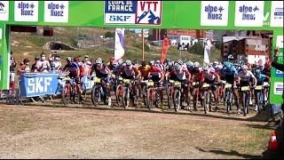 Mass Start - Coupe de France VTT 2020 - Alpe d'Huez